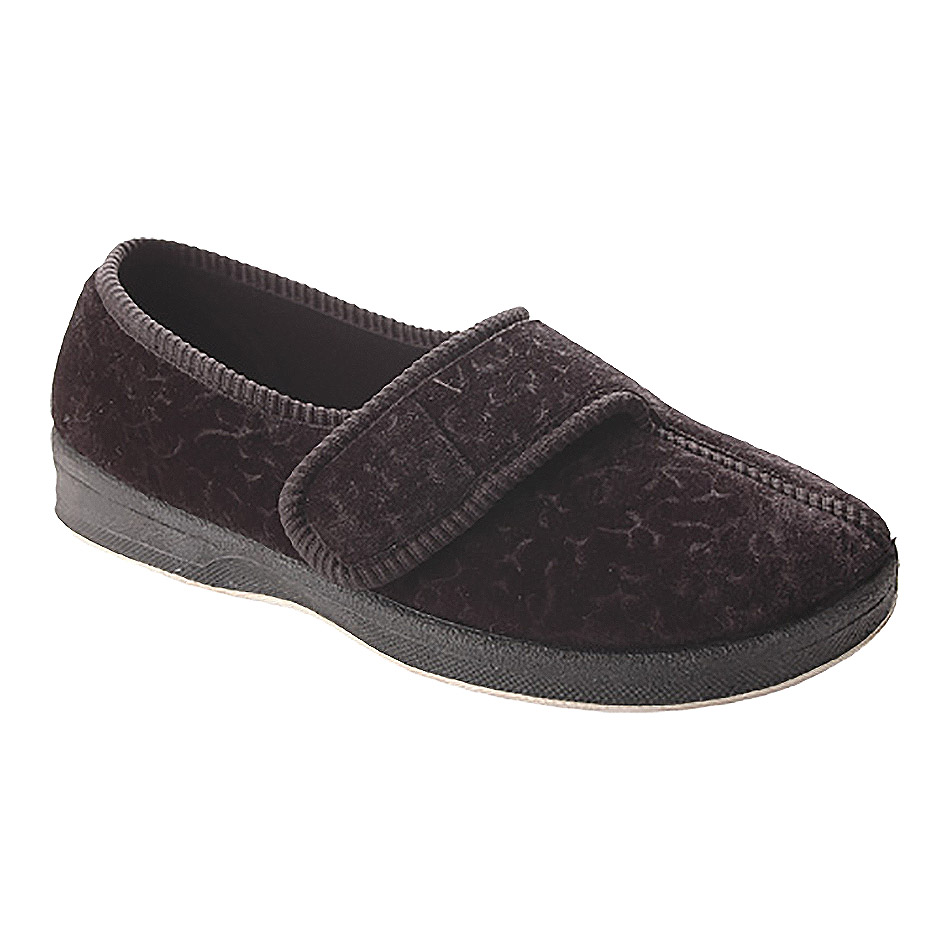 Foamtreads Jewel(Women's) -Black/Purple Print Outlet Locations Cheap Price 5cUkhO4u