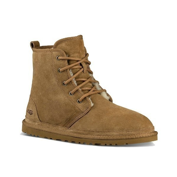 MEN'S HARKLEY CHESTNUT SUEDE LACE BOOT Thumbnail
