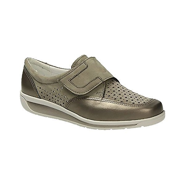 WOMEN'S MARCI GUNMETAL/GRIGIO DRESS CASUAL Thumbnail