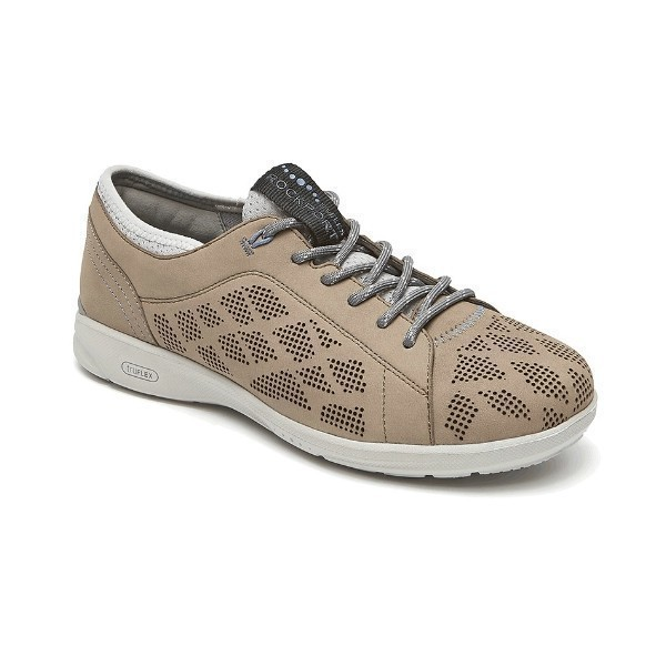 WOMEN'S TRUFLEX LACE TO TOE SAND CASUAL Thumbnail