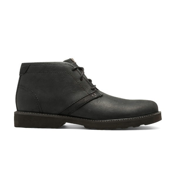 MEN'S REVDASH BLACK WATERPROOF DESERT BOOT Thumbnail