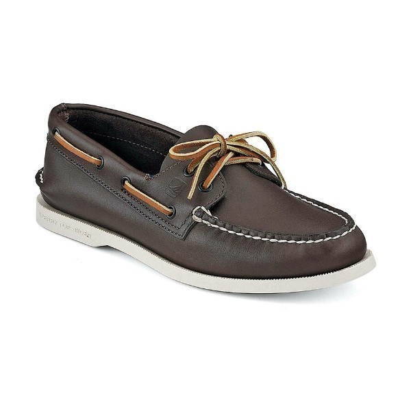 MEN'S AUTHENTIC ORIGINAL BROWN BOAT SHOE Thumbnail