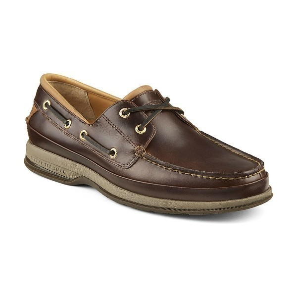 MEN'S GOLD CUP ASV 2-EYELET BOAT SHOE Thumbnail
