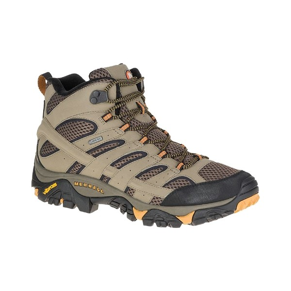 MEN'S MOAB 2 MID GORE-TEX® WALNUT HIKER Thumbnail