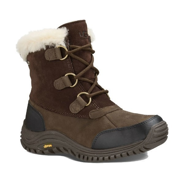 WOMEN'S OSTRANDER STOUT LEATHER WINTER BOOT Thumbnail