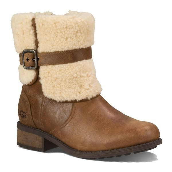 WOMEN'S BLAYRE II CHESTNUT LEATHER BOOT Thumbnail