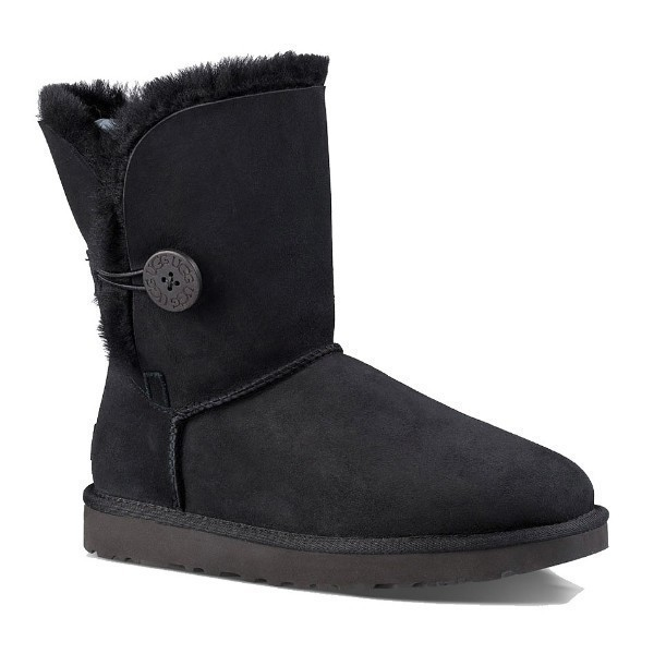WOMEN'S BAILEY BUTTON II BLACK BOOT Thumbnail
