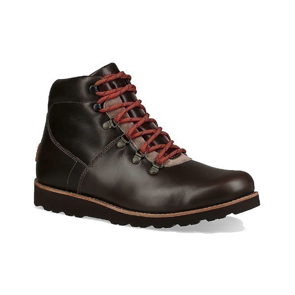 MEN'S HAFSTEIN SLATE LEATHER HIKER Thumbnail