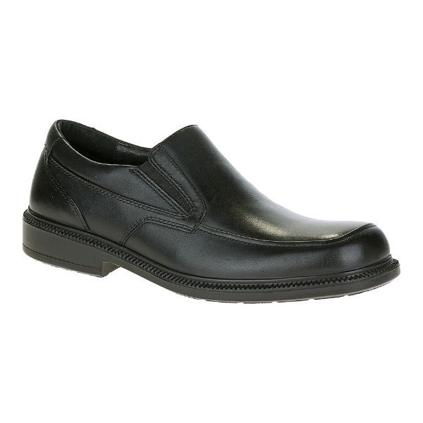 MEN'S LEVERAGE BLACK WATERPROOF SLIP-ON Thumbnail