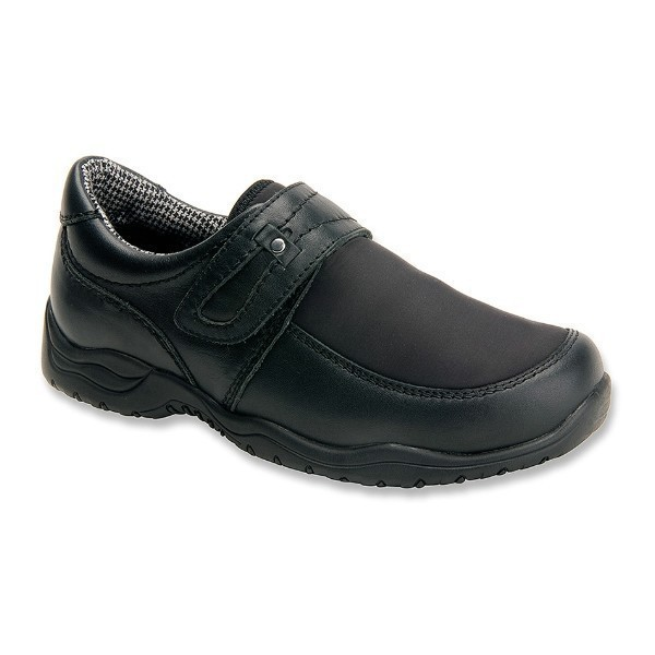 WOMEN'S ANTWERP BLACK ORTHOPEDIC SHOE Thumbnail
