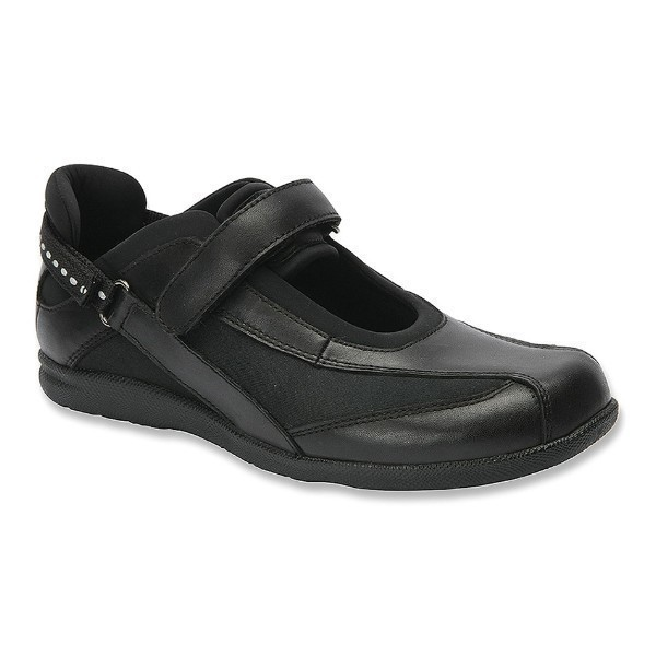 WOMEN'S JOY BLACK ORTHOPEDIC MARYJANE Thumbnail