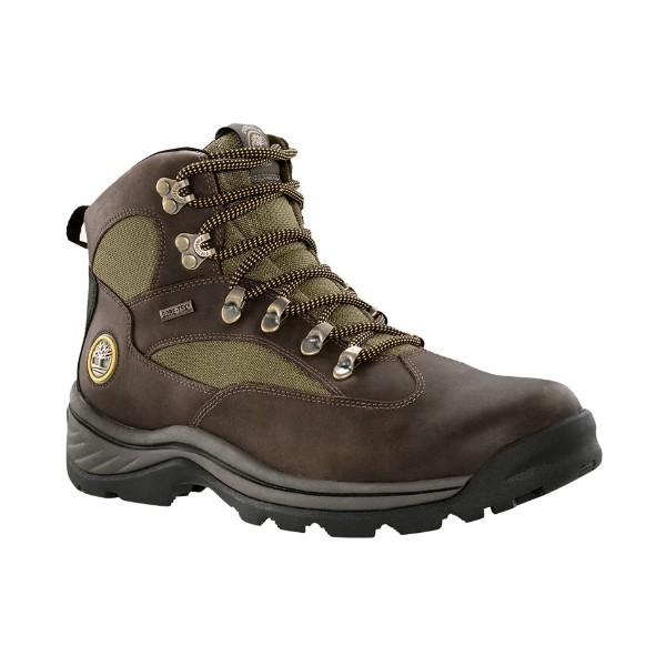 MEN'S CHOCORUA TRAIL BROWN WATERPROOF HIKER Thumbnail
