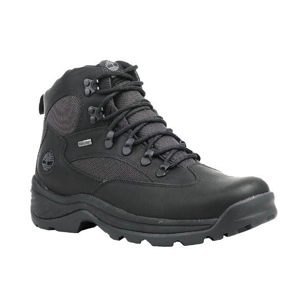 MEN'S CHOCORUA TRAIL BLACK WATERPROOF HIKER Thumbnail