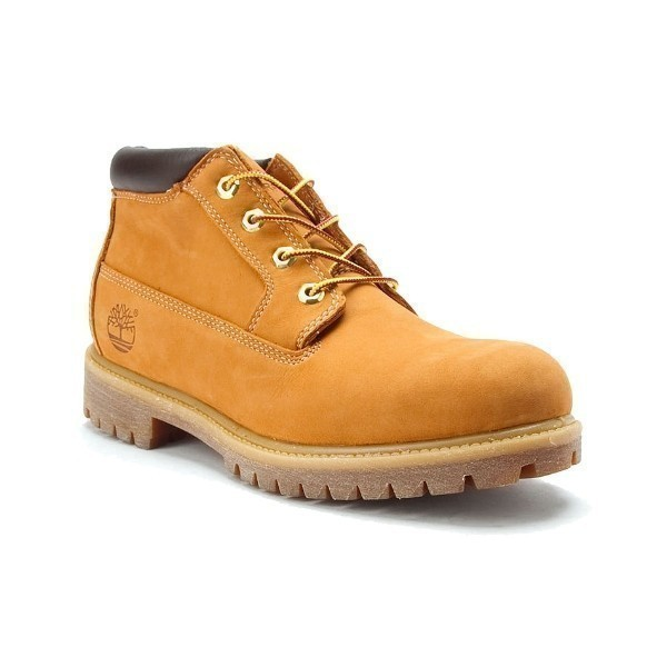 MEN'S PREMIUM WHEAT WATERPROOF CHUKKA BOOT Thumbnail