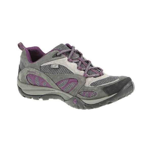 WOMEN'S AZURA WATERPROOF CASTLE ROCK/PURPLE Thumbnail