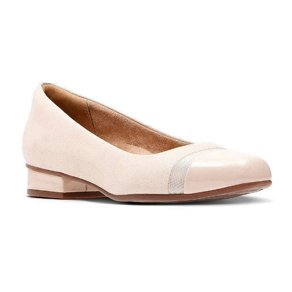 WOMEN'S KEESHA ROSA NUDE INTEREST DRESS PUMP Thumbnail