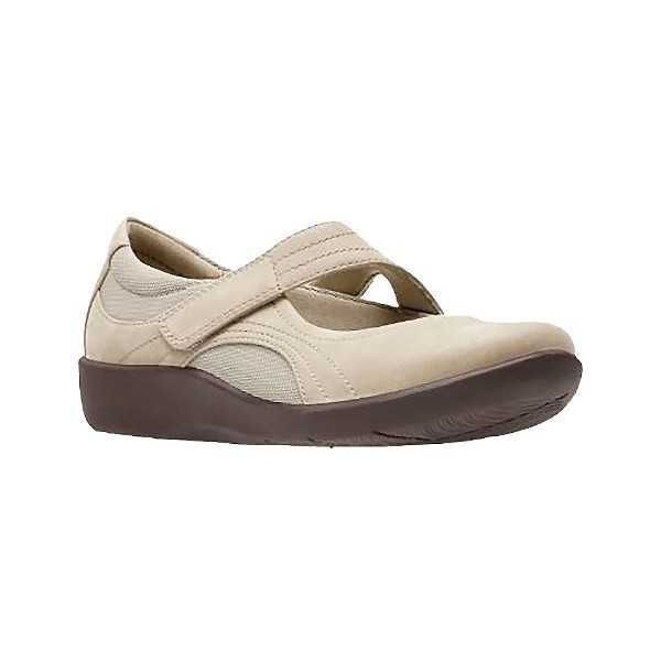 WOMEN'S SILLIAN BELLA SAND NUBUCK MARY JANE Thumbnail