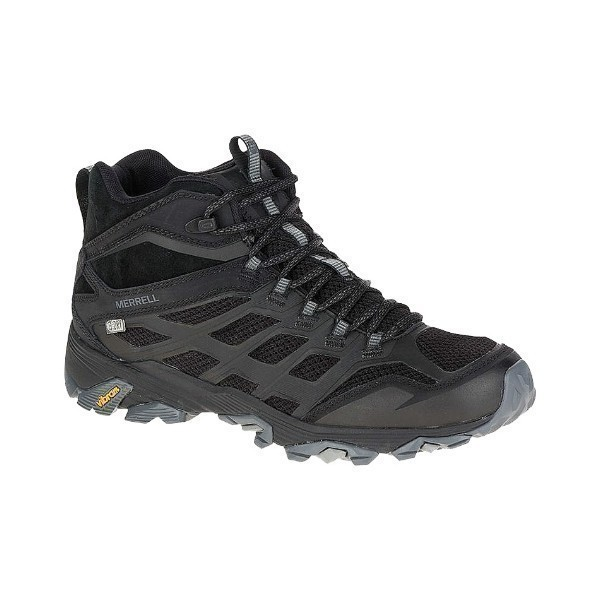 MEN'S MOAB FST MID NOIRE WATERPROOF HIKER Thumbnail