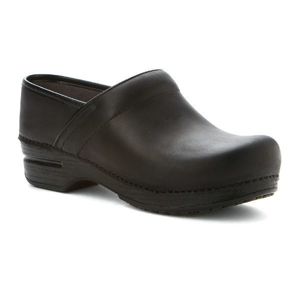 WOMEN'S WIDE PROFESSIO XP BLACK OILED WP CLOG Thumbnail