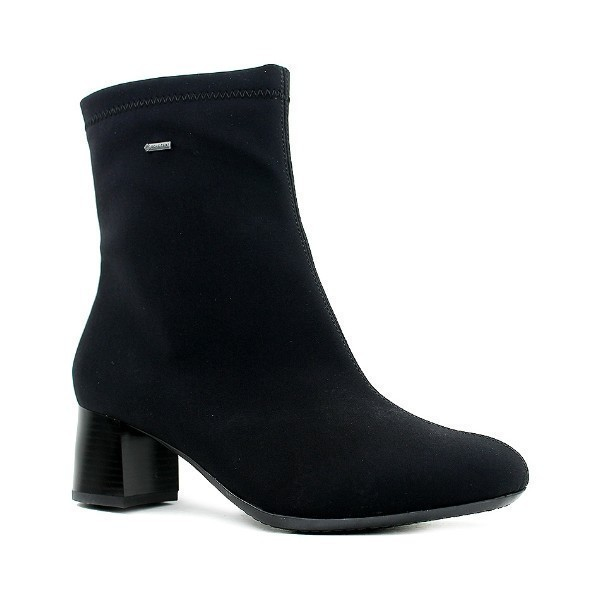 WOMEN'S CAROLINA BLACK FABRIC BOOT Thumbnail