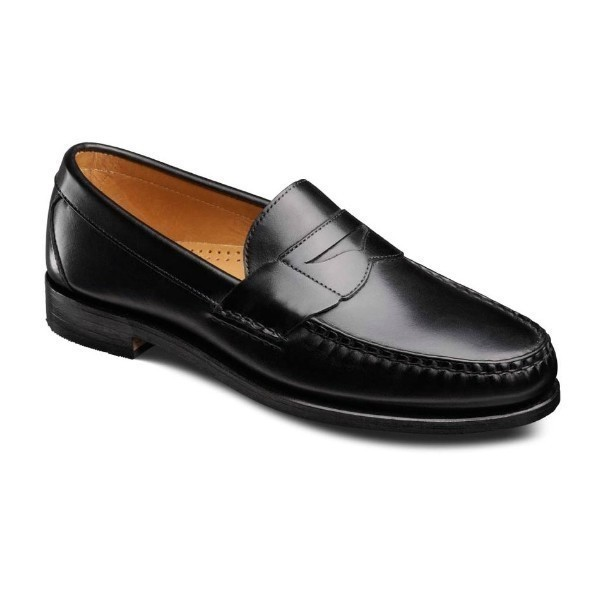 MEN'S CAVANAUGH BLACK DRESS SLIP-ON Thumbnail