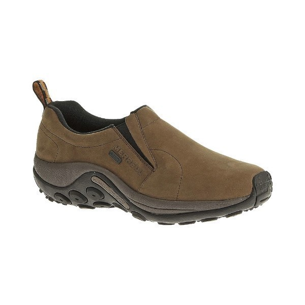 MEN'S JUNGLE MOC WATERPROOF BROWN CASUAL Thumbnail