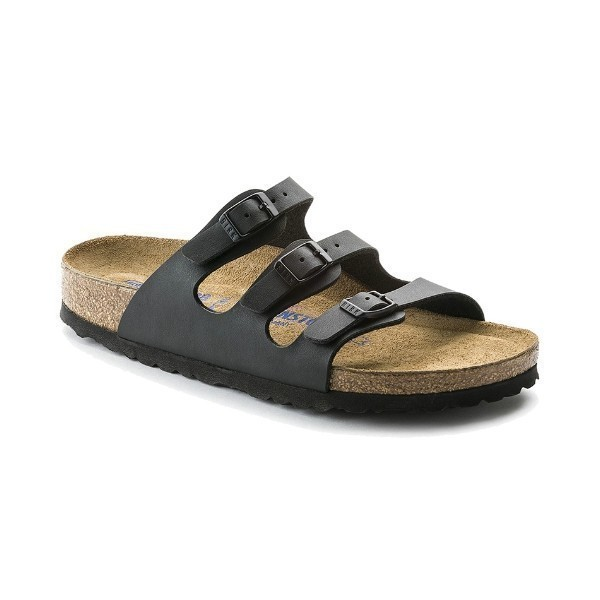WOMEN'S FLORIDA SOFT FOOTBED BLACK Thumbnail
