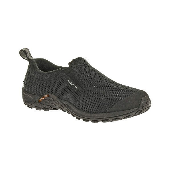 WOMEN'S JUNGLE MOC TOUCH BREEZE BLACK  Thumbnail