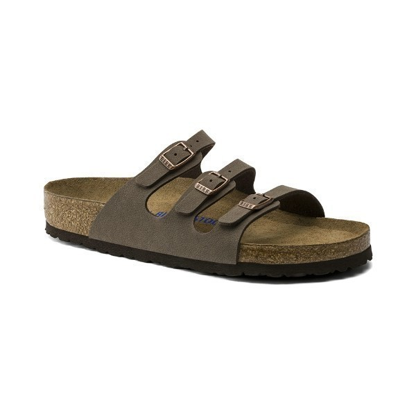 WOMEN'S FLORIDA SOFT FOOTBED MOCHA Thumbnail