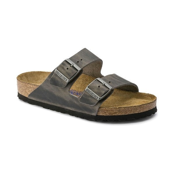 WOMEN'S ARIZONA SOFT FOOTBED IRON OILED Thumbnail