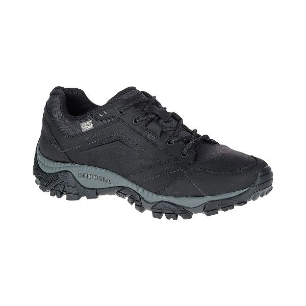 MEN'S MOAB ADVENTURE LACE WP BLACK HIKER Thumbnail