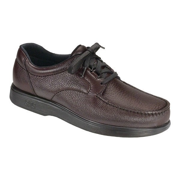 MEN'S BOUT TIME CORDOVAN LEATHER CASUAL LACE Thumbnail