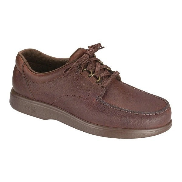 MEN'S BOUT TIME MULCH LEATHER CASUAL LACE Thumbnail