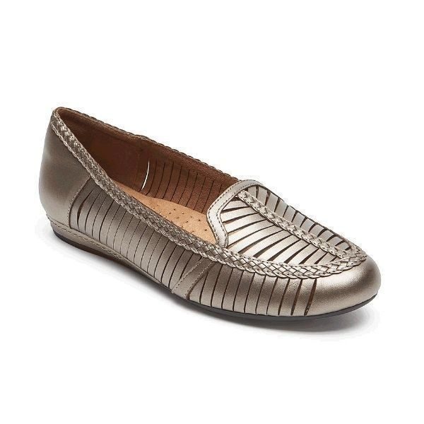 WOMEN'S GALWAY LOAFER PEWTER SHOE Thumbnail