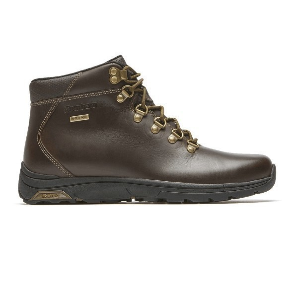 MEN'S TRUKKA WATERPROOF ALPINE BROWN BOOT Thumbnail