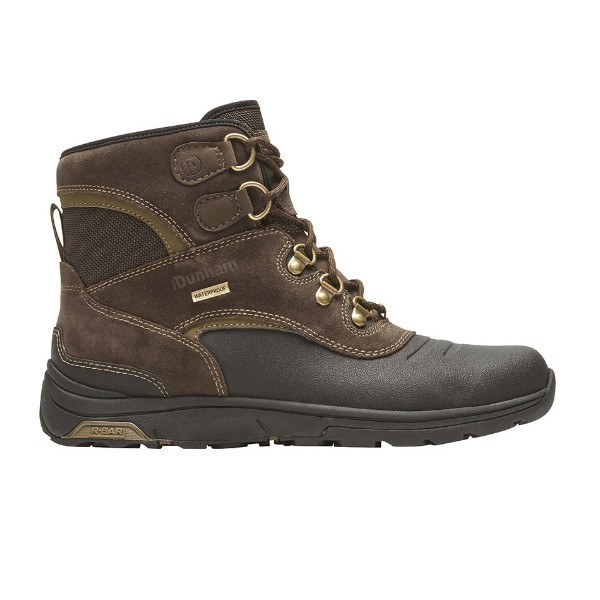 MEN'S TRUKKA WATERPROOF HIGH BROWN BOOT  Thumbnail