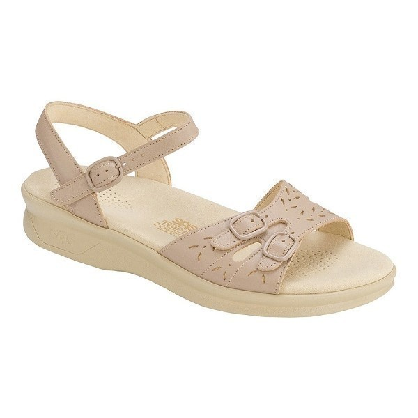 WOMEN'S DUO NATURAL LEATHER SANDAL Thumbnail