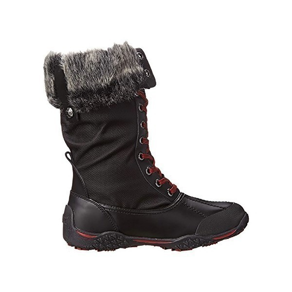 WOMEN'S GARLAND BLACK LACE WINTER BOOT Thumbnail