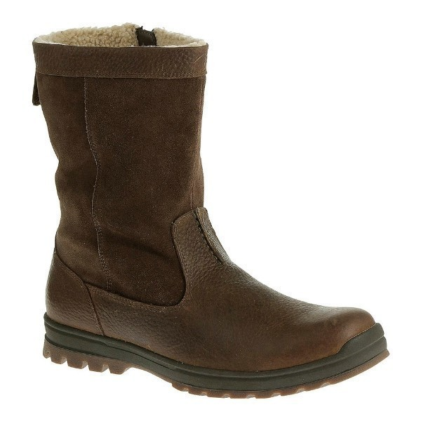 MEN'S GUNNER ABBOTT BROWN WATERPROOF BOOT Thumbnail