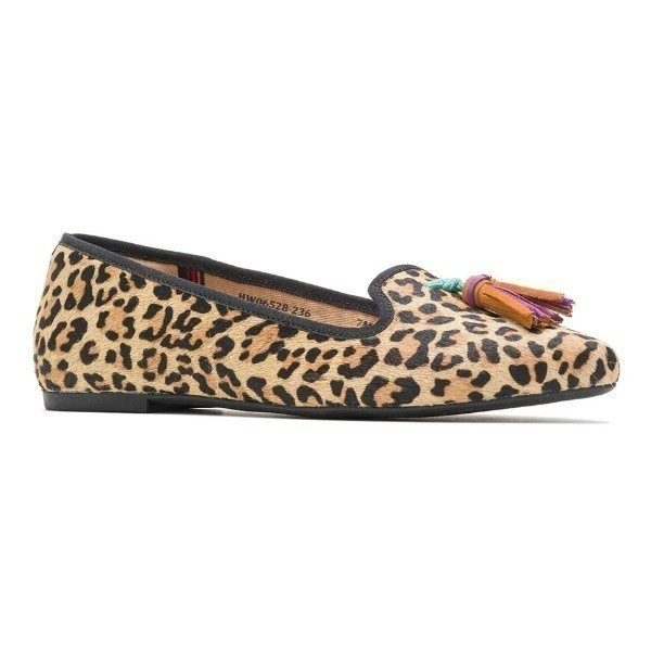 WOMEN'S SADIE TASSEL LEOPARD SLIP-ON Thumbnail