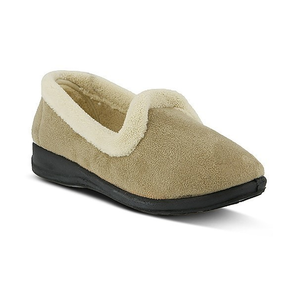 WOMEN'S ISLA BEIGE SLIPPER Thumbnail