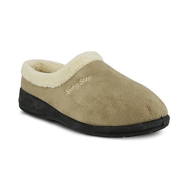 WOMEN'S IVANA BEIGE SLIPPER Thumbnail