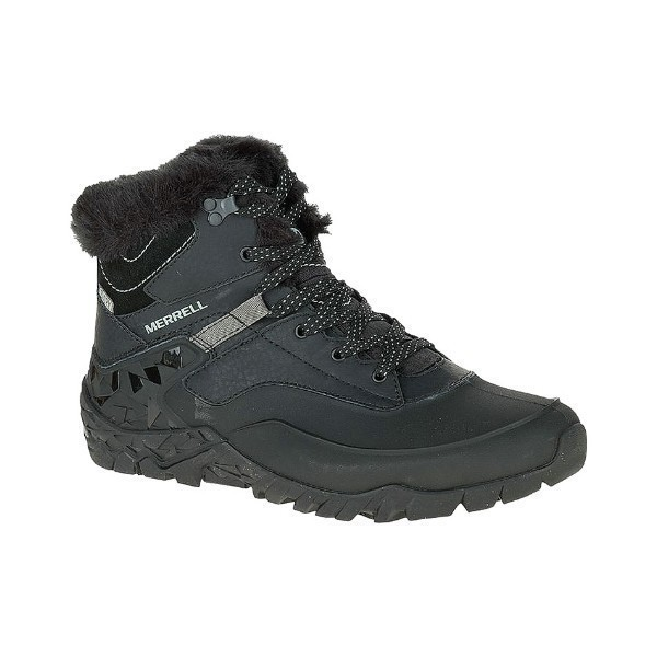 WOMEN'S AURORA 6 ICE+ TAN WP WINTER BOOT Thumbnail