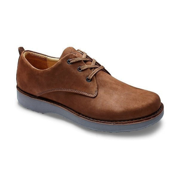 MEN'S HUBBARD FREE BROWN NUBUCK OXFORD Thumbnail