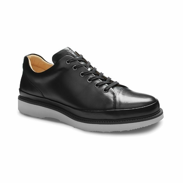 MEN'S HUBBARD FAST BLACK FULL GRAIN OXFORD Thumbnail