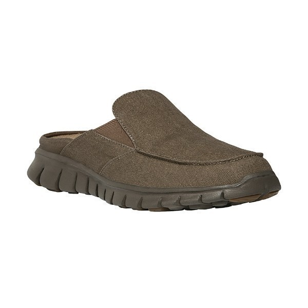 MEN'S MCLEAN TIMBER SLIDE CANVAS CLOG Thumbnail