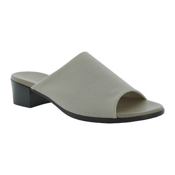 WOMEN'S BETH BONE STRETCH SLIDE SANDAL Thumbnail