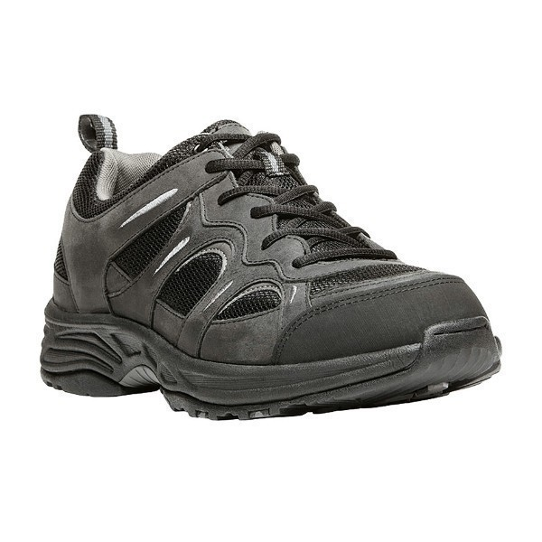 MEN'S CONNELLY BLACK TRAIL SHOE Thumbnail