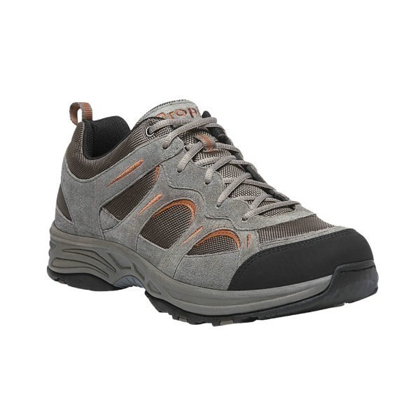 MEN'S CONNELLY GUNSMOKE ORANGE TRAIL SHOE Thumbnail