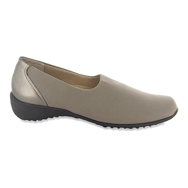 WOMEN'S TRAVELER STONE FABRIC CASUAL SLIP-ON Thumbnail